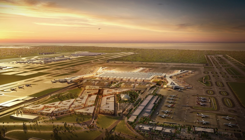 World's biggest Airport to open
